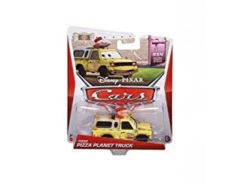 Camion Network Planet Pizza Disney Voiture Racing Sports Todd Cars Aj34Lq5R