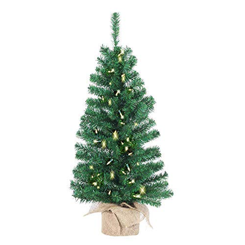 10 Artificial Christmas Tree With Led Lights in US - 9