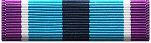 Slide-on Ribbon with Mounting bar: HUMANITARIAN SERVICE