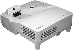 NEC UM352Wi-MP Video - Proyector (3500 lúmenes ANSI, 3LCD ...