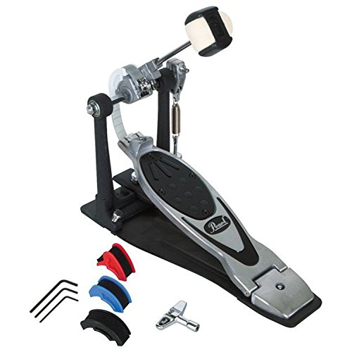 Pearl Drum Pedal (Pearl P2000B Eliminator Single Bass Drum Pedal, Belt Drive)