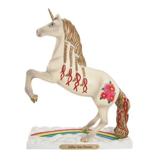 Enesco Trail of Painted Ponies - Follow Your Dreams Figurine