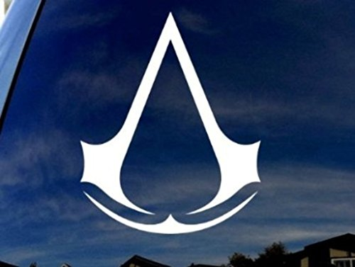 [NI169 Assassin's-Creed-logo Car Truck Laptop Sticker Decal 5