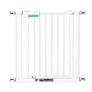 narrow baby gate pressure mounted indoor. Black Bedroom Furniture Sets. Home Design Ideas