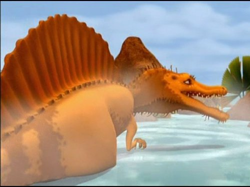 - The Old Spinosaurus and the Sea