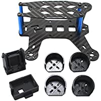 Liathon 130mm Frame Kit with TS5828 Mount, 1306 Motor Guards, FPV Mini Camera Mount