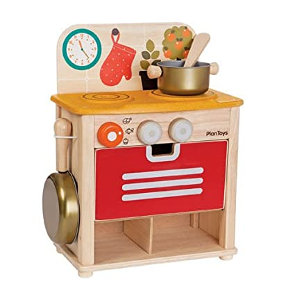 Amazon Com Plantoys Kitchen Set Toys Games