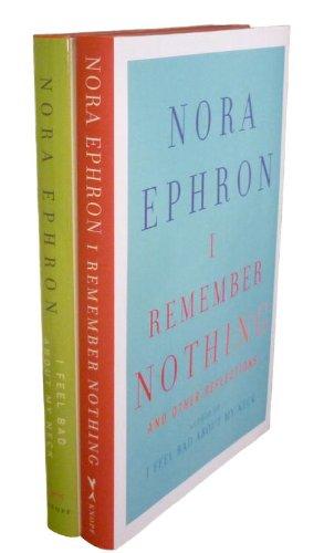 Nora Ephron Bundle Remember Nothing product image