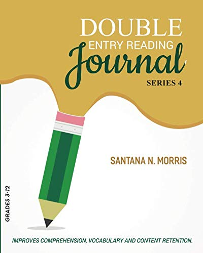 Double Entry Reading Journal (Series 4)