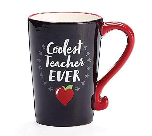 Burton & Burton Mug Coolest Teacher Ever