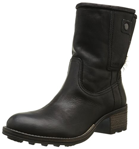 By Palladium Donna Cml Nero Motociclista Stivali W black Da Pldm 315 Coventry dB5dq