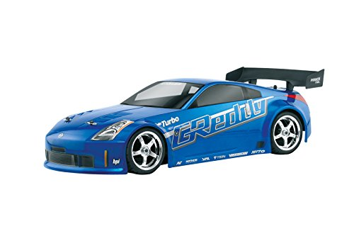 HPI Racing 17218 Nissan 350Z Greddy Twin Turbo Body, ()