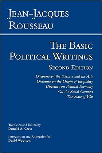POLITICS AND THE ARTS ROUSSEAU PDF