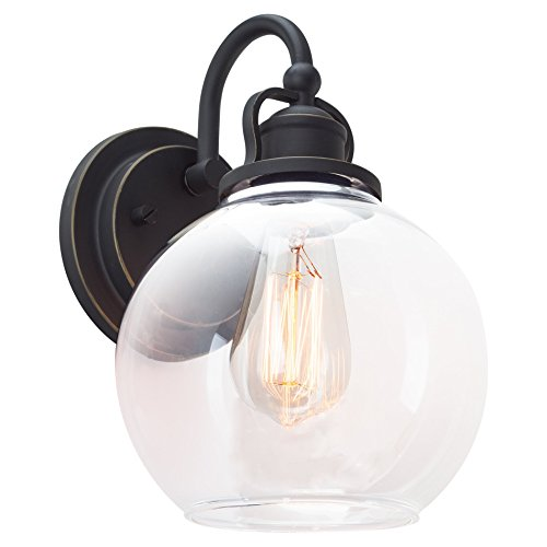 Glass Globes For Outdoor Light Fixtures - 4
