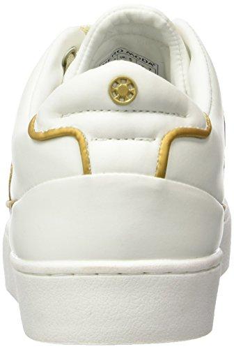 Vmtrine Sneaker Zapatillas Vero Mujer Moda para Blanco Snow White 5xFqgaw