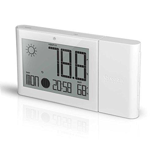 - Oregon Scientific BAR268HG Alize Weather Station Advanced Version White