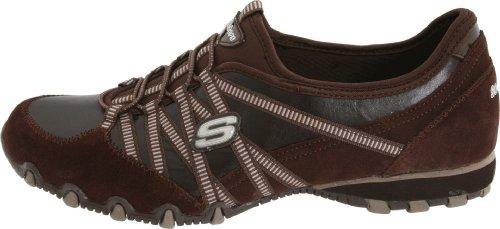 Skechers Women's Dream-Come-True Slip-On Fashion Sneaker,Toffee,10 M US