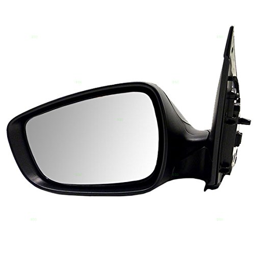 - Drivers Power Side View Mirror Heated Replacement for Hyundai Accent 87610-1R210 AutoAndArt