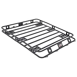 amazon smittybilt 40504 defender 4 x 5 welded one piece roof Blue Jeep TJ lower priced items to consider