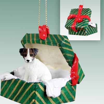 Conversation-Concepts-Jack-Russell-Terrier-Brown-White-wRough-Coat-Gift-Box-Green-Ornament