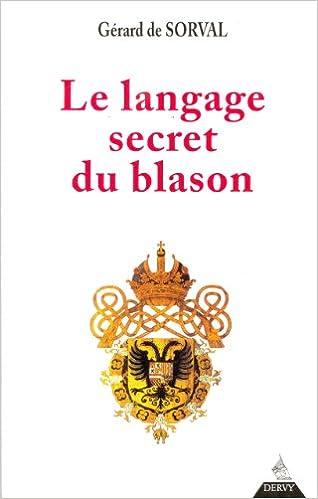 En ligne Le langage secret du blason epub pdf