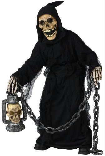 [Grave Ghoul Child Costume - Large] (Grave Reaper Costumes)