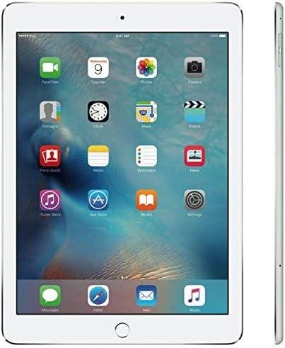 Apple iPad Air 2 16GB WiFi 2GB iOS 10 9.7in Tablet - White & Silver (Renewed)