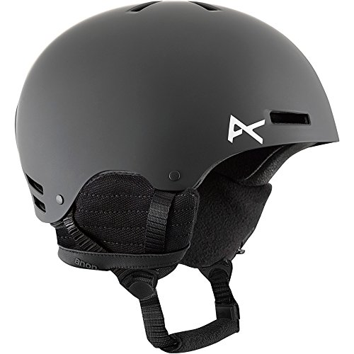 UPC 632059483109, Anon Youth Rime Helmet, Black, Large/X-Large