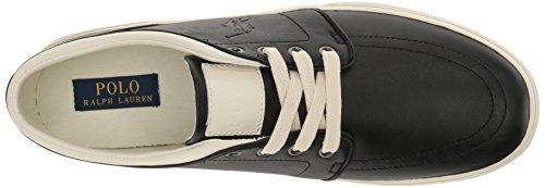Polo Ralph Lauren Mens Faxon Low Sneaker Zwart