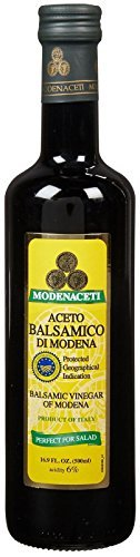 Modenaceti Classic Balsamic Vinegar of Modena, 16.9 oz by Modenaceti