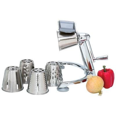 Maxam® Stainless Steel Vegetable Chopper Set