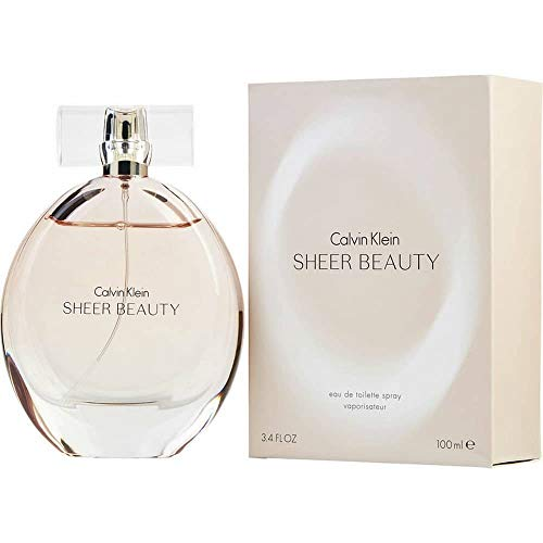 CK Sheer Beauty women Eau De Toilette Spray 3.4 OZ. from C K