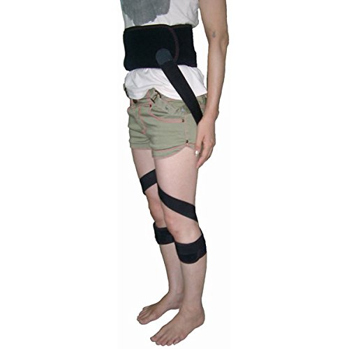 NEW Brace Correct Aid Hip Joint Coxa Straightener Ease Corrector Bowlegs (Free) by biomecha