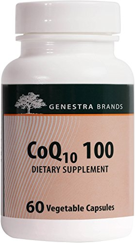 Genestra Brands Coenzyme Supplement Vegetable