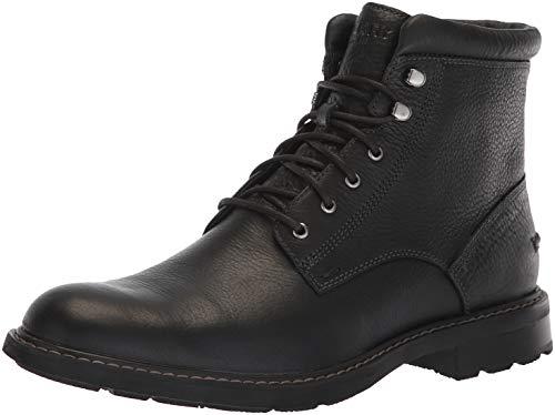 Annapolis Leather - Sperry Men's Annapolis Boot Fashion, Black, 11 M US