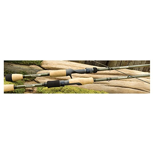 St. Croix Eyecon Walleye Spinning Rods Model: ECS80MLF2 (8′ 0″, ML, 2 pc.) Review