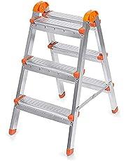 Doğrular 12503 Çift Çıkışlı 3+3 Metal Merdiven