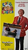Captain Kangaroo's Going Places [VHS]