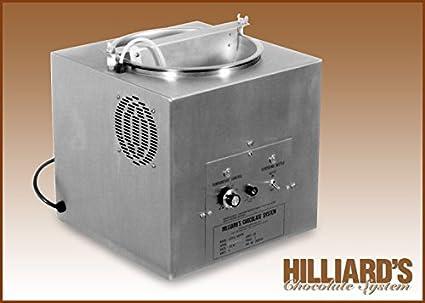 Hillard's 220V Chocolate Tempering Machine