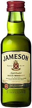 Jameson Original Whisky Irlandés Miniatura - 50 ml
