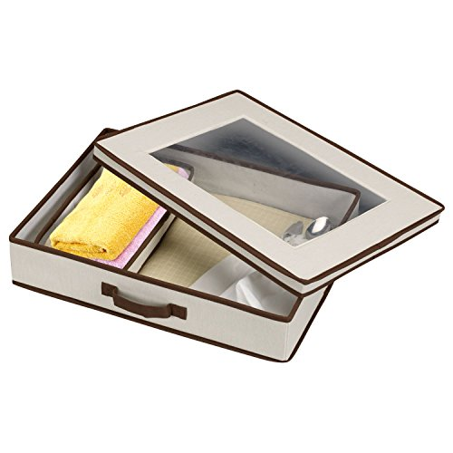 Villacera AX-AY-ABHI-94020 83-DT5774 Storage Chest for Tabletop Linens, Napkin Rings and Flatware by Villacera
