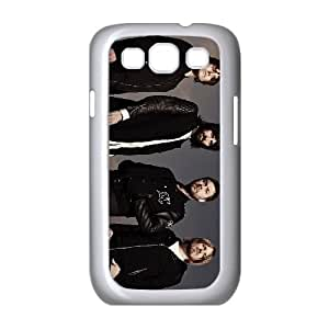 Special Lovely Nostalgic Samsung Galaxy S3 9300 Cell Phone Case Covers White Kasabian Benefit Cool LHWANGN033351