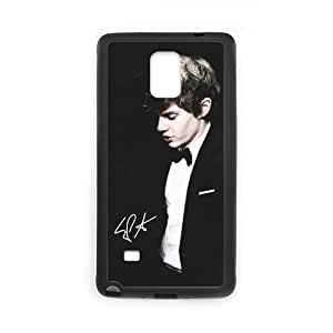 Onshop Evan Peters Signature Pattern Custom Phone Case Laser Technology for SamSung Galaxy Note4
