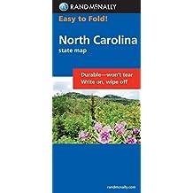 Easy Finder Map North Carolina