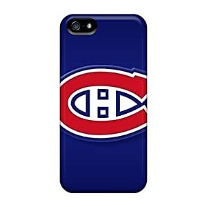 Diamondcase2006 Fashion Protective Montreal Canadiens Cases Covers For Iphone 5/5s