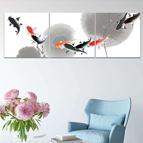 3 Panel Beautiful Flowers Painting Wall Bedroom Living Room ation x3 Panels