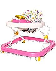 Andador Sonoro SoftWay, Styll Baby, Rosa