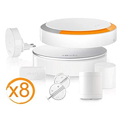 Paquete de alarma Somfy Protect integral: Amazon.es ...