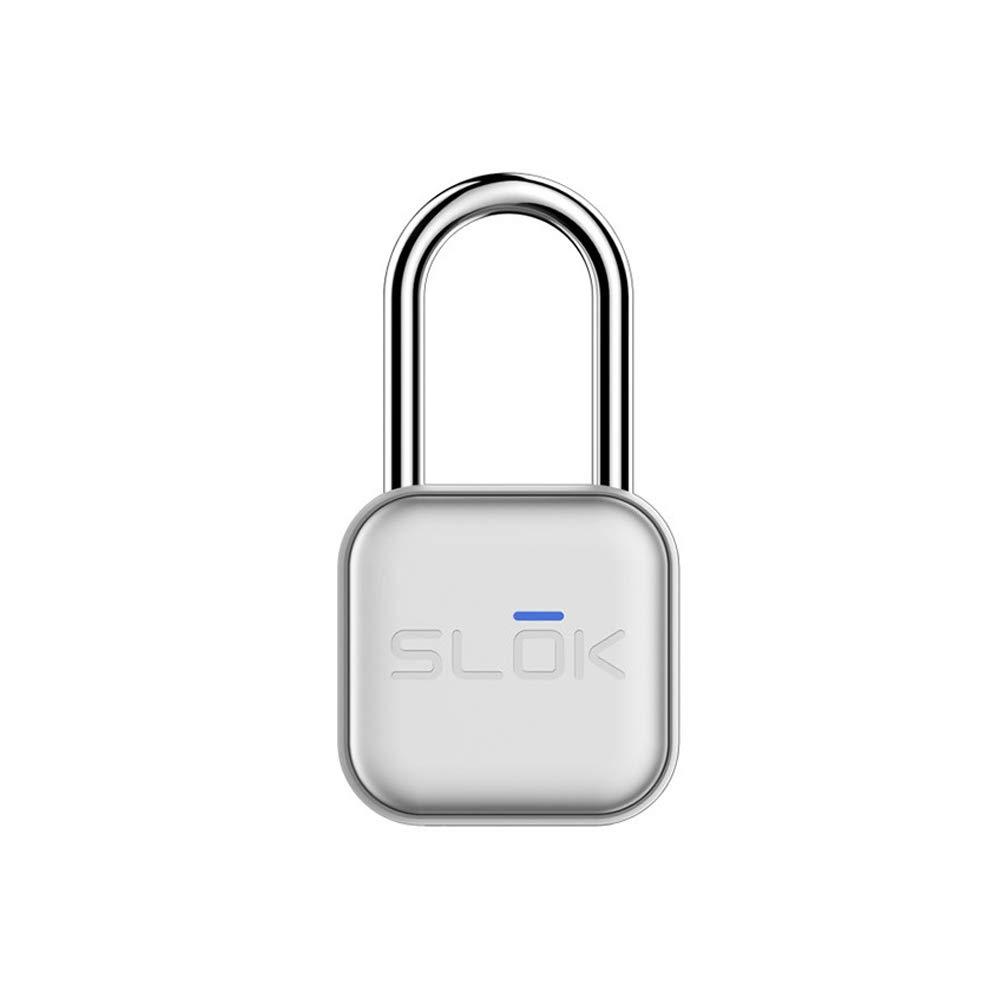 OWSOO Cerraduras Inteligentes Candado BT Impermeable para iOS Android App: Amazon.es: Electrónica