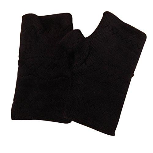 ミケランジェロレギュラー弱まるDDLBiz冬秋厚手暖かい手袋キーボードリーク指手袋